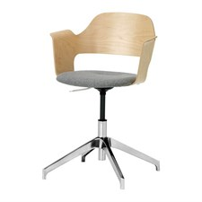 Conference Chair - Medium Gray